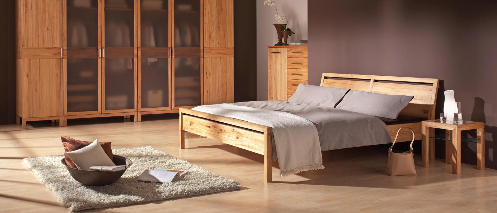 Massivholz - Betten - Köln und Bonn