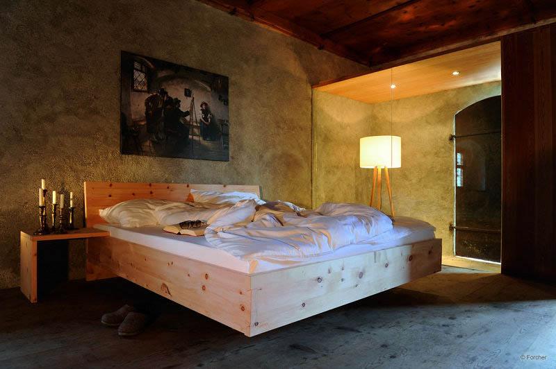 Massivholz - Betten vom Schreiner