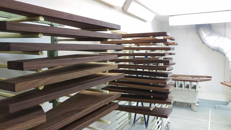 Material - Lackierung Holz - Schreinerei BENZ