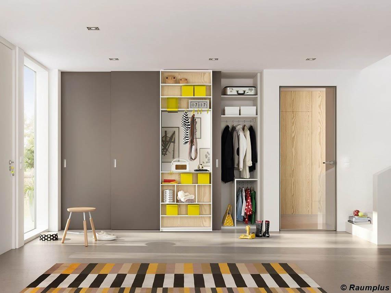 Garderoben schaffen Ordnung - Schreinerei BENZ - Region Köln Bonn
