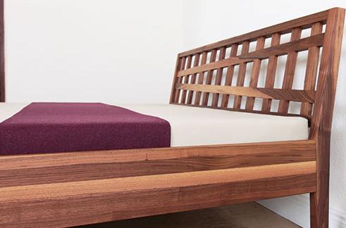 Beratung zum gesunden Schlafen - Massivholzbetten