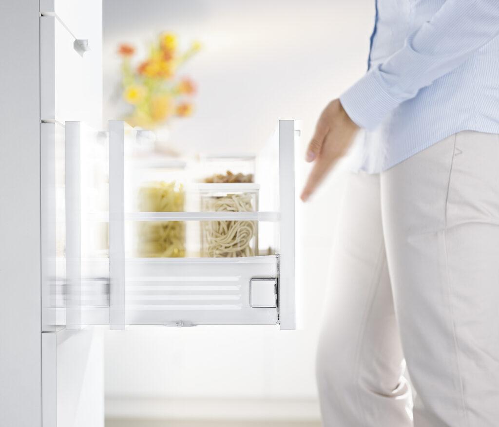 Tip-On- Küche-Griffloseküche-Küche ohne Griffe-Möbel ohne Griffe
